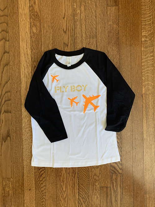 Kid's Fly Boy T-Shirt