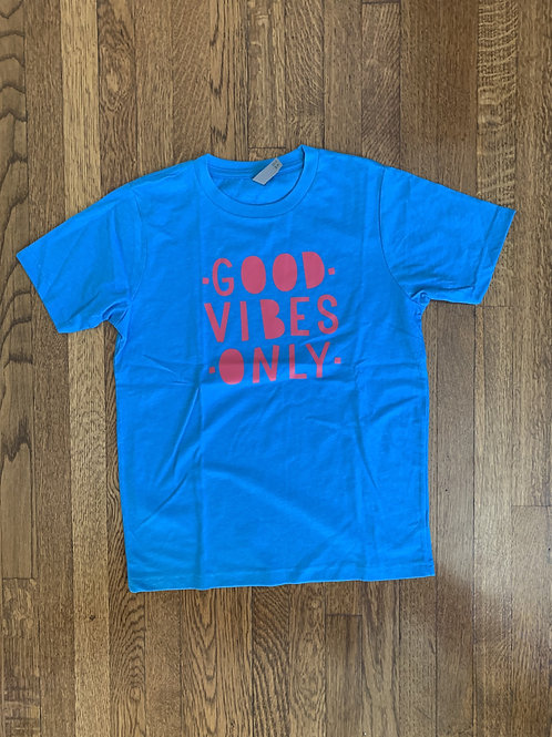 Kid's Good Vibes only T-Shirt