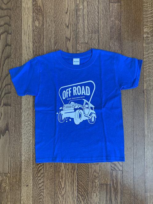 Kid's Off Road T-Shirt