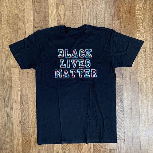 Large Black Lives Matter T-Shirt