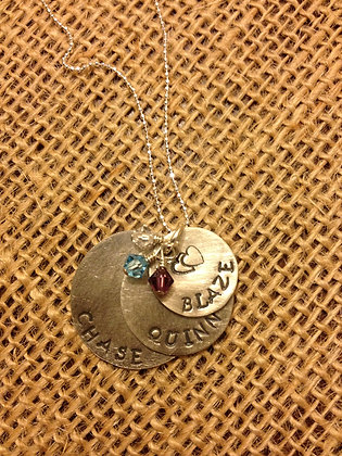 The Little Ones Children Necklace