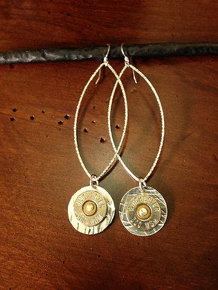 Annie Oakley Bullet Earrings