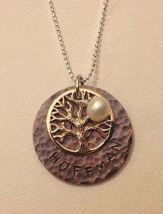 Family Tree Bronze
