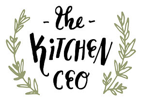 The Kitchen CEO Logo White Background -
