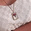 Thumbnail: June Birth Flower Necklace