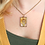 Thumbnail: October Birth Flower Necklace
