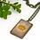 Thumbnail: September Birth Flower Necklace