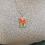 Thumbnail: November Birth Flower Necklace