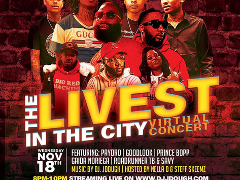 The Livest In The City (Virtual Concert)