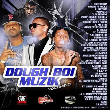 Dough Boi Muzik Vol.3