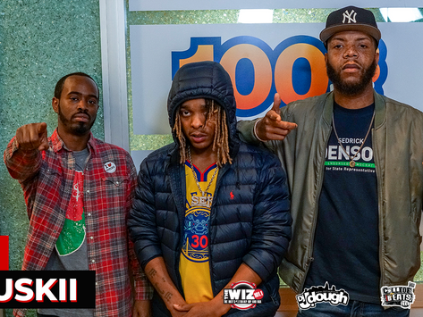 101.1 WIZF x College Beats Presents: Freestyle Friday with DJ J.Dough Feat. KC Ruskii EP. 19