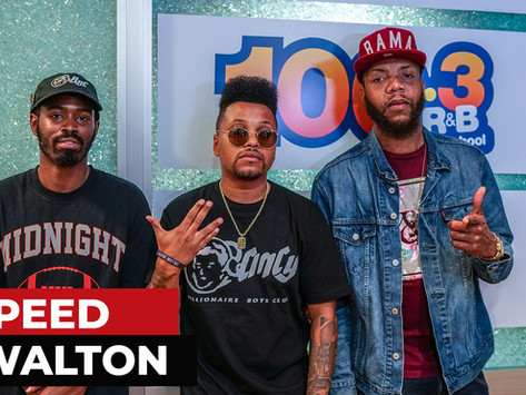 101.1 WIZF x College Beats Presents: Freestyle Friday with DJ J.Dough Feat. Speed Walton Ep.16