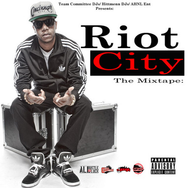 DJ J.Dough - Riot City