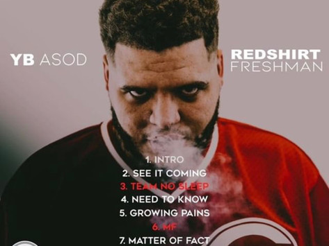 #NEWMUSICMONDAY CHECK OUT THE NEW PROJECT FROM  YBASOD!!!