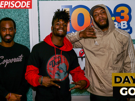 101.1 WIZF x College Beats Presents: Freestyle Friday with DJ J.Dough Feat. Dayo gold Ep.20