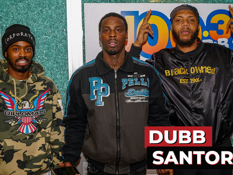 101.1 WIZF x College Beats Presents: Freestyle Friday with DJ J.Dough Feat. Dubb Santora Ep.21