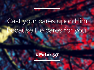 He Really Cares!
