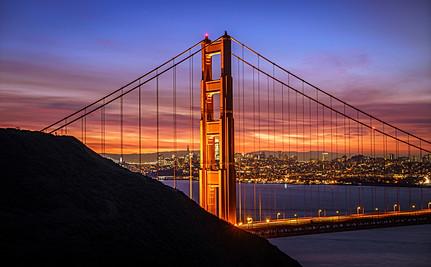 San Francisco Sunrise