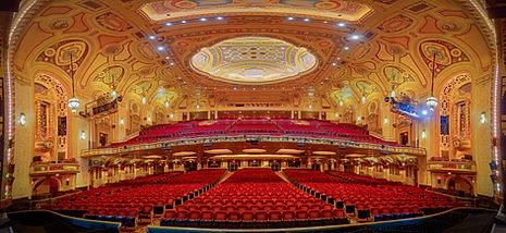 Shea's Performing Arts Center, Buffalo NY