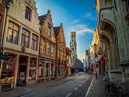 Streets of Bruges