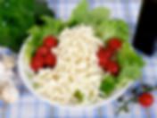 Mozzarela Julienne de chez Carolo Pizza