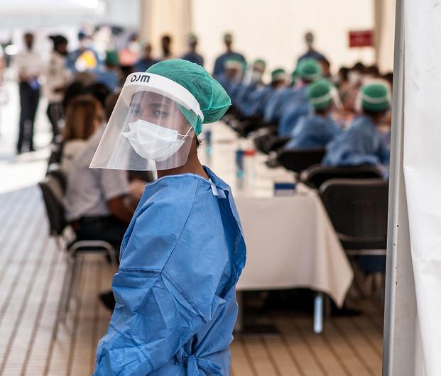 منظمة الصحة العالمية: ارتفاع الإصابة بكورونا في بعض البلدان يعود للفشل في كسر سلاسل الانتقال