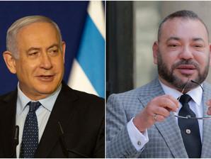 بلاغ للديوان الملكي: صاحب الجلالة الملك محمد السادس يجري اتصالا هاتفيا مع رئيس الوزراء الإسرائيلي