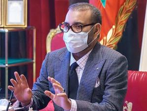 الملك يعطي الاوامر للمعنيين بالاهتمام بالجالية المغربية