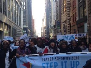 الأمم المتحدة: المساواة بين الجنسين، كفاح لم يُكلل بالنجاح بعد