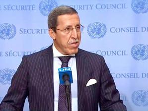 السفير هلال يطلع الأمين العام للأمم المتحدة ومجلس الأمن على انتهاكات حقوق الإنسان في مخيمات تندوف