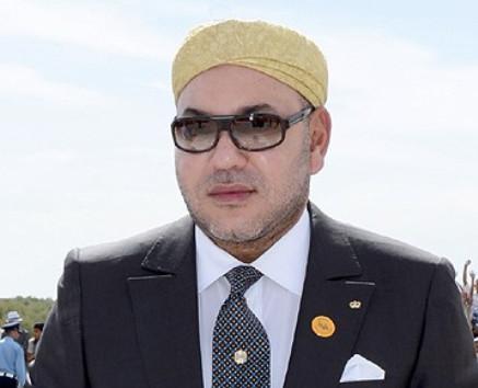 برقية تعزية ومواساة من جلالة الملك إلى أفراد أسرة المرحوم الصحافي الكبير خالد الجامعي