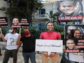 الجزائر.. سوط القمع ينهال على حرية الصحافة