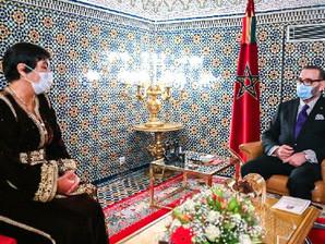 الملك يعين السيدة زينب العدوي في منصب الرئيس الأول للمجلس الأعلى للحسابات