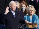 أدّى اليمين الدستورية.. تنصيب بايدن رئيسا للولايات المتحدة الاميركية