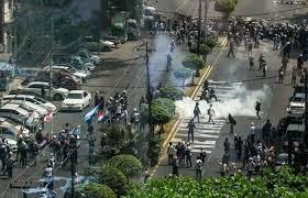 الأمم المتحدة تدين تصاعد العنف ضد المتظاهرين في ميانمار