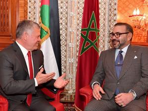المملكة الأردنية ترغب في فتح قنصلية عامة لها بمدينة العيون المغربية
