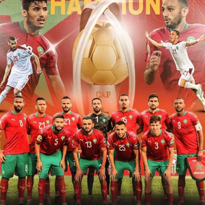 المنتخب المغربي للمحليين يفوز ببطولة إفريقيا للاعبين المحليين للمرة الثانية على التوالي