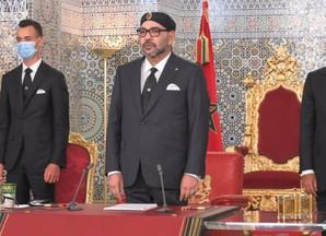 رغم مرضه، الملك محمد السادس يواصل خدمة الشعب وحمايته بعناية ملكية رائدة