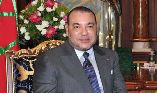 Mon roi mohammed 6