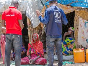 وكالات إنسانية تحذر من تفاقم انعدام الأمن الغذائي وتزايد النزوح بسبب كوفيد-19