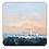 Thumbnail: Square coaster Pastel series