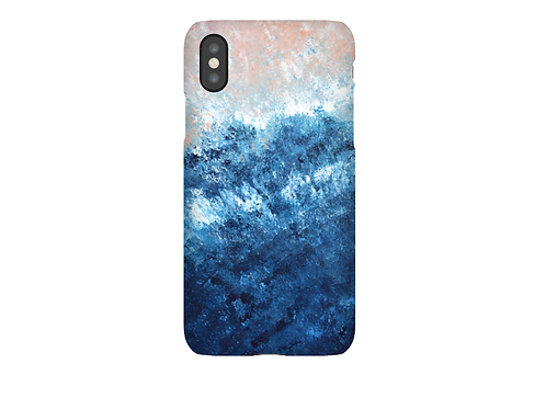 """Iphone case """"windy shores"""""""