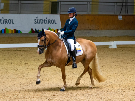 Mariska Krowinkel Europees kampioen