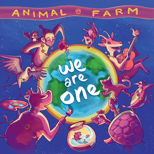 Compact Disc - We Are One