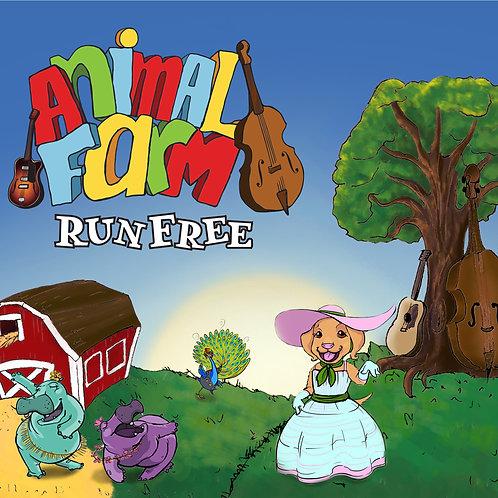 Compact Disc - Run Free