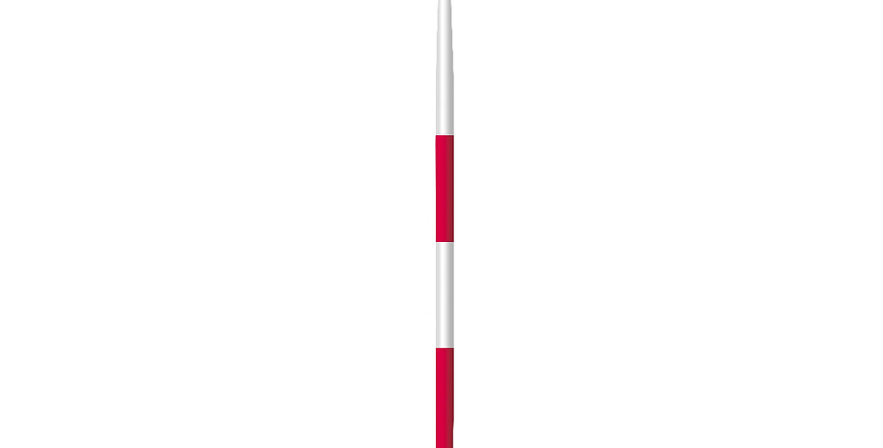 Tournament Flagstick 7.5  White/Red