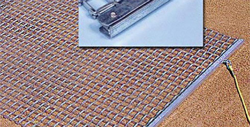 แผ่นลากกรีน (เป็นเหล็ก) / Keystone Steel Drag Mat