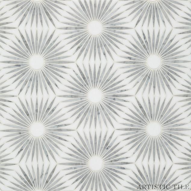 Polished Stone Mosaic