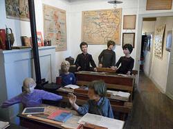 Classe d'école Chasseneuil-du-Poitou