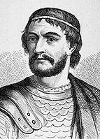 Charles Martel, arrière grand père d Lui le Pieux né à Chasseneuil-du-Poitou dans la Vienne (86) - Venez visiter le musée LA MAISON D'AUTREFOIS